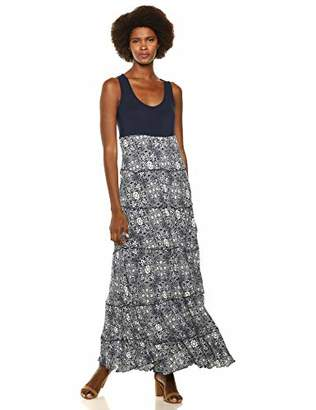 Karen Kane Women's Topanga Tiered Dress