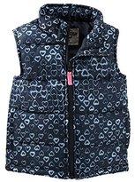 Osh Kosh Big Girls' Quilted Puffer Vest
