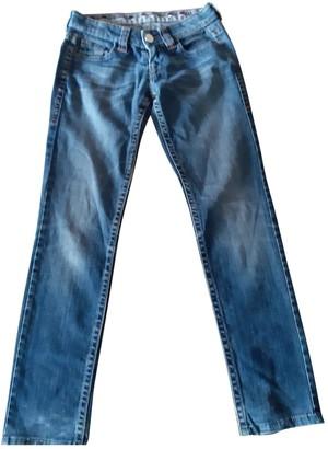 Jean Paul Gaultier Blue Denim - Jeans Jeans