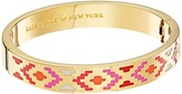 Kate Spade Idiom Bangles Spice Things Up - Hinged Bracelet