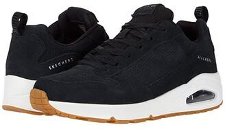 Skechers Uno (Black) Men's Shoes