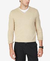 Nautica Men's Big & Tall V-Neck Sweater