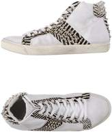 Leather Crown High-tops & sneakers - Item 44812895