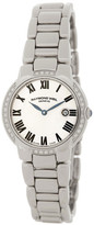 Raymond Weil Women&s Jasmine Diamond Bracelet Watch - 0.25 ctw