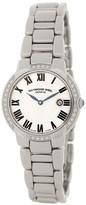 Raymond Weil Women's Jasmine Diamond Bracelet Watch - 0.25 ctw