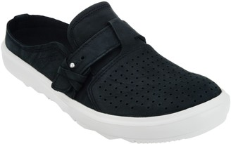 Merrell Perforated Nubuck Shoes - Around Town City Air
