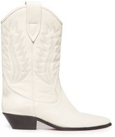 Isabel Marant Dallin leather western boots
