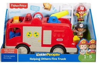 Fisher-Price Little People Fire Truck