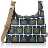 Orla Kiely Love Birds Print Midi Sling Bag