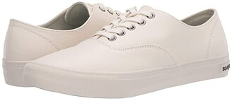 SeaVees Legend Sneaker Leather (Black) Men's Shoes