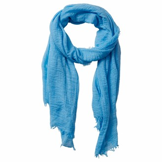 DII Tickled Pink Women's Classic Soft Solic Lightweight Oblong Scarf