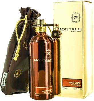 Montale 3.3Oz Aoud Musk Eau De Parfum Spray
