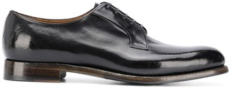 Silvano Sassetti Leather Lace-Up Shoes