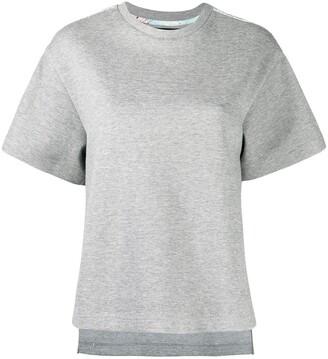 Raeburn 1950's Silk Map sweat T-shirt