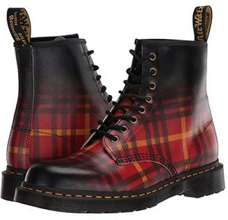 Dr. Martens 1460 McMarten Tartan (Multi/Black) Shoes