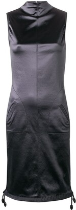 Versace Pre Owned 2000's Drawstring Dress