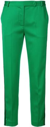 Styland Side-Stripe Tuxedo Trousers