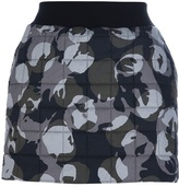 MSGM quilted mini skirt