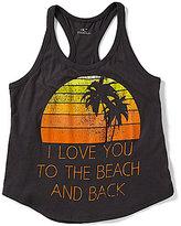O'Neill Big Girls 7-16 Sunset Beach Tank Top