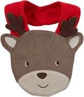 Carter's Unisex Holiday Teething Bib (Reindeer) by