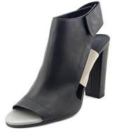 Vince Anetta Women Open-toe Leather Slingback Heel.