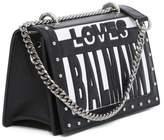 Balmain Flap Bag Love