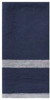 Pottery Barn Laundered Linen Stripe Tea Towel, Set of 2