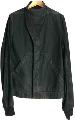 Rick Owens Navy Denim - Jeans Jackets
