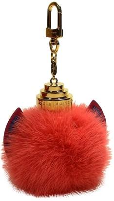 Louis Vuitton Pink Mink Bag charms