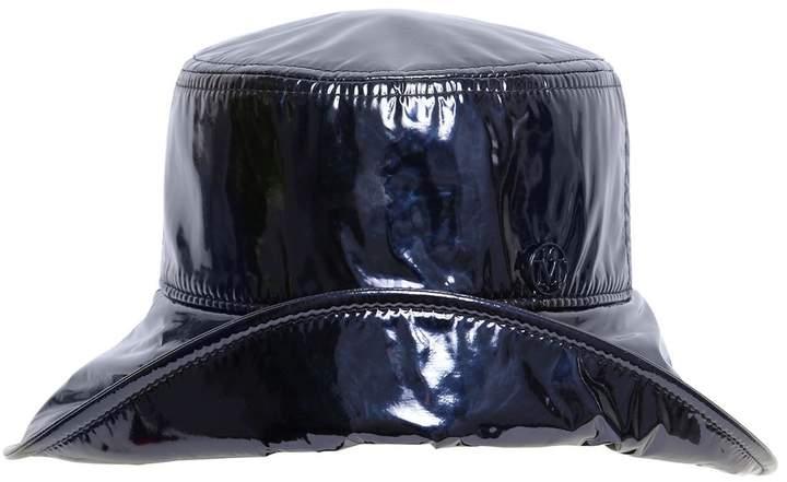 Maison Michel Paulina Varnish Hat