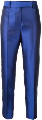 Haider Ackermann high rise woven trousers
