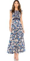 Rebecca Taylor Gigi Midi Dress