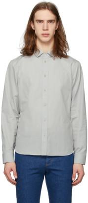 Gucci Off-White Poplin Shirt
