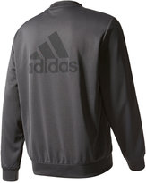 adidas Men's Logo Tricot Bomber, Only At Macy's