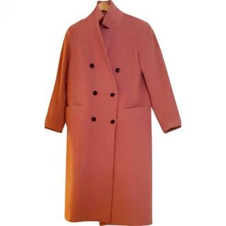 J. Lindeberg Pink Wool Coat for Women