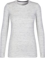 Cuddl Duds Long sleeve crew neck top