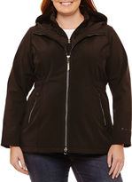 Free Country Water Resistant Anorak-Plus