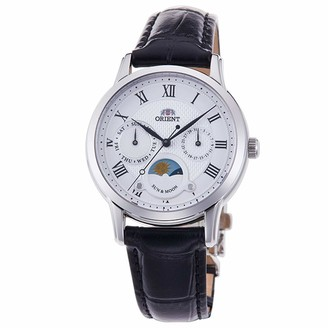 Orient Women's Analogue Automatic Watch with Leather Strap RA-KA0006S10B