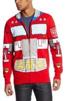 Transformers Men's Optimus Costume Hoodie