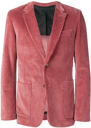 AMI Paris Half-Lined Two Buttons Jacket