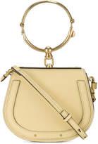 Chloé Small pale yellow Nile bracelet bag