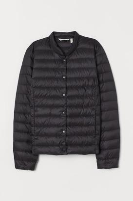 H&M Lightweight down jacket