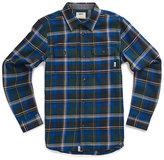 Vans Boys Elm Flannel Shirt