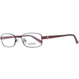 GUESS Women's Brille Gu2524 070 49 Optical Frames