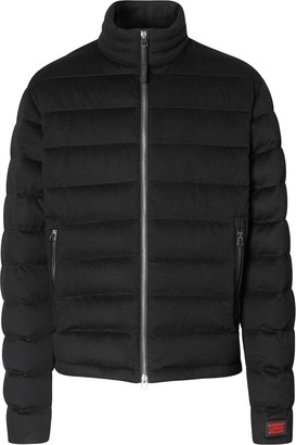 Burberry Short Quilted Puffer Jacket
