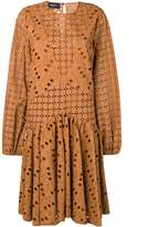 Rochas broderie anglaise dress