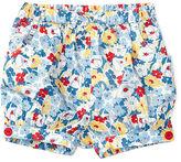 Ralph Lauren Girl Floral Cotton Pull-On Short