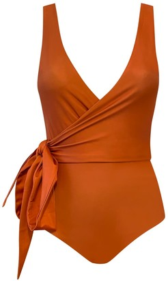 Baiia Ipanema Reversible Wrapsuit