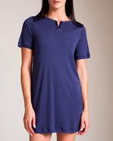 Hanro Garance Short Sleeve Gown