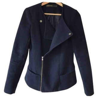 Supertrash Blue Jacket for Women